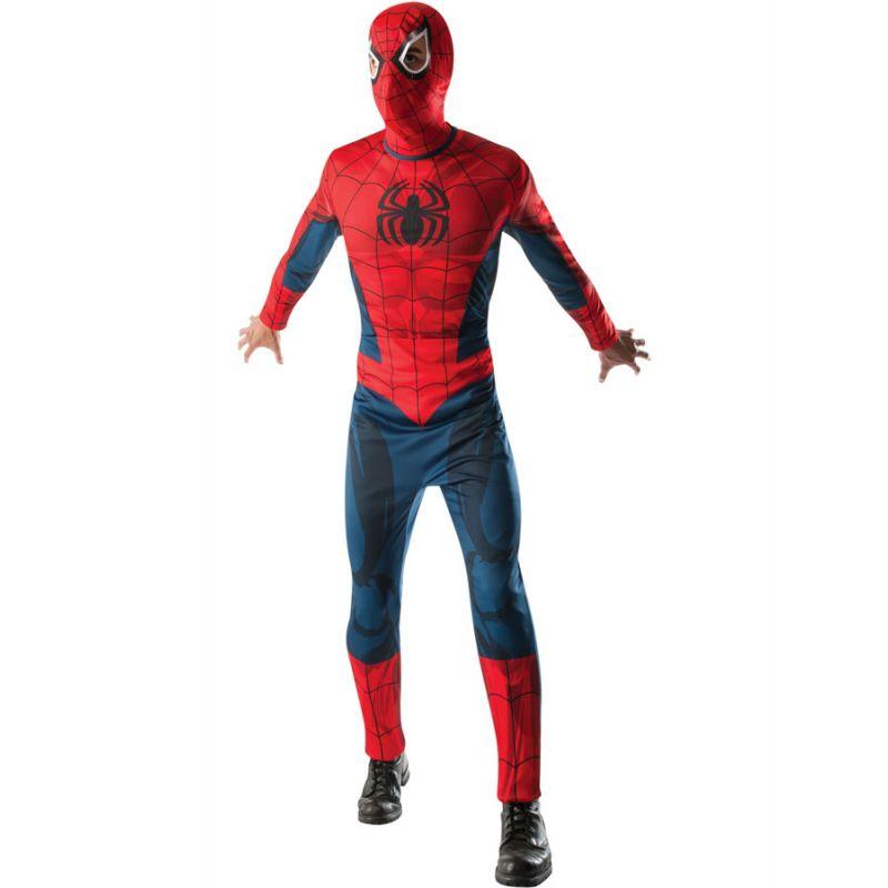 Bild på Spiderman Dräkt (Standard)