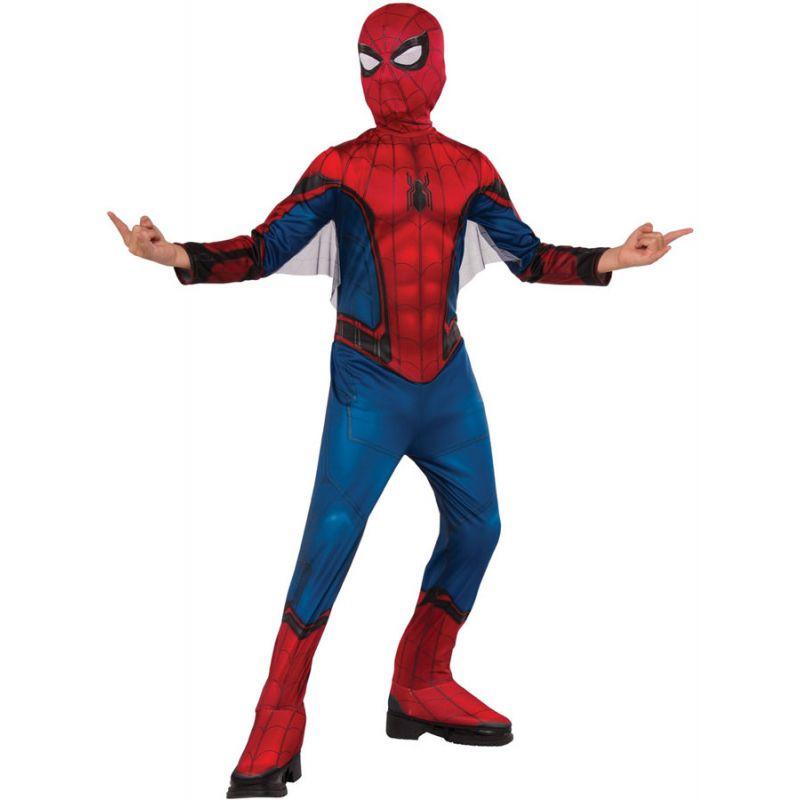 Bild på Spiderman Homecoming Dräkt Barn (Small (3-4 år))