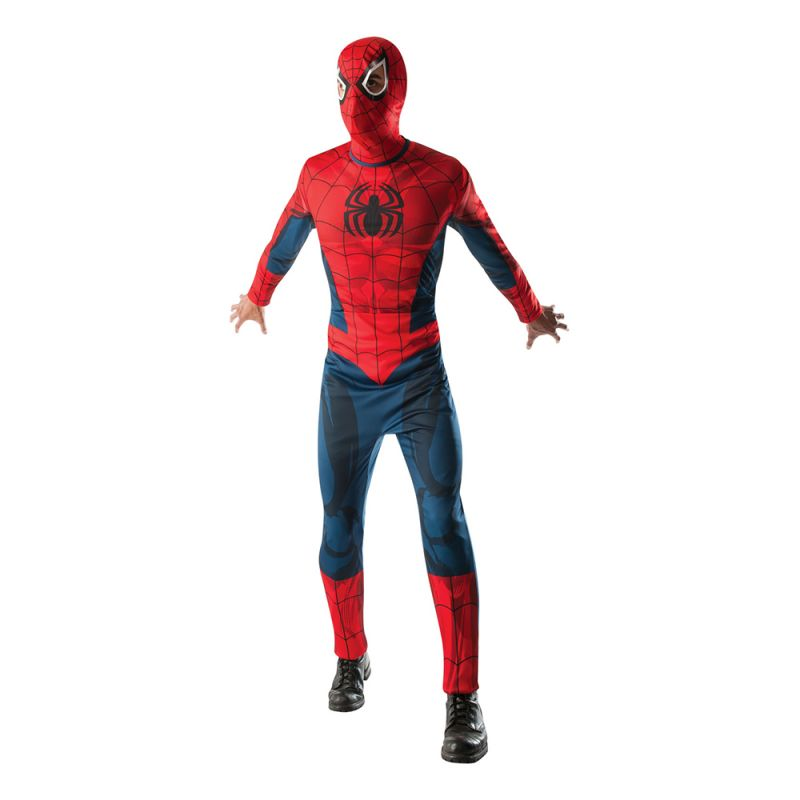 Bild på Spiderman Maskeraddräkt - Standard