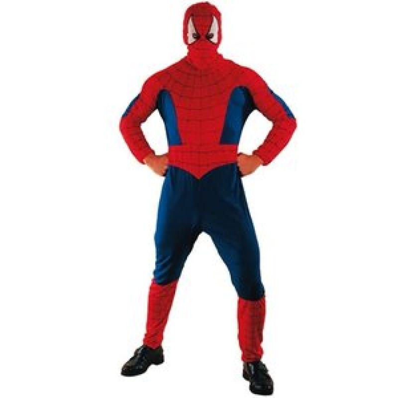 Bild på Spindelmannen maskeraddräkt