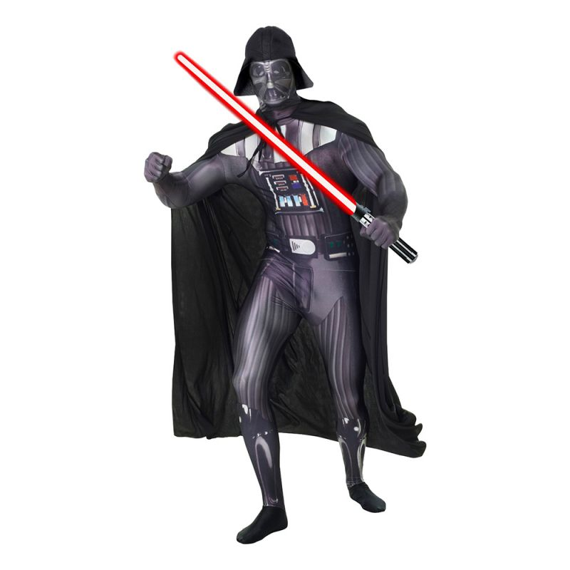 Bild på Star Wars Darth Vader Morphsuit - Medium