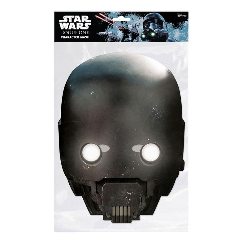 Bild på Star Wars K-2SO Pappmask - One size