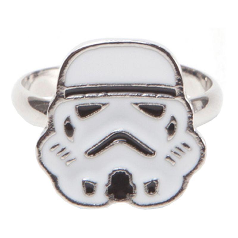 Bild på Star Wars Stormtrooper Ring - Small