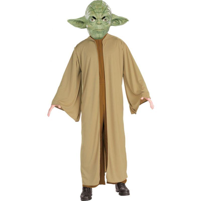 Bild på Star Wars Yoda-dräkt