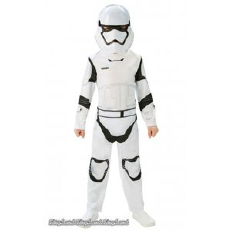 Bild på Stormtrooper maskeraddräkt för barn