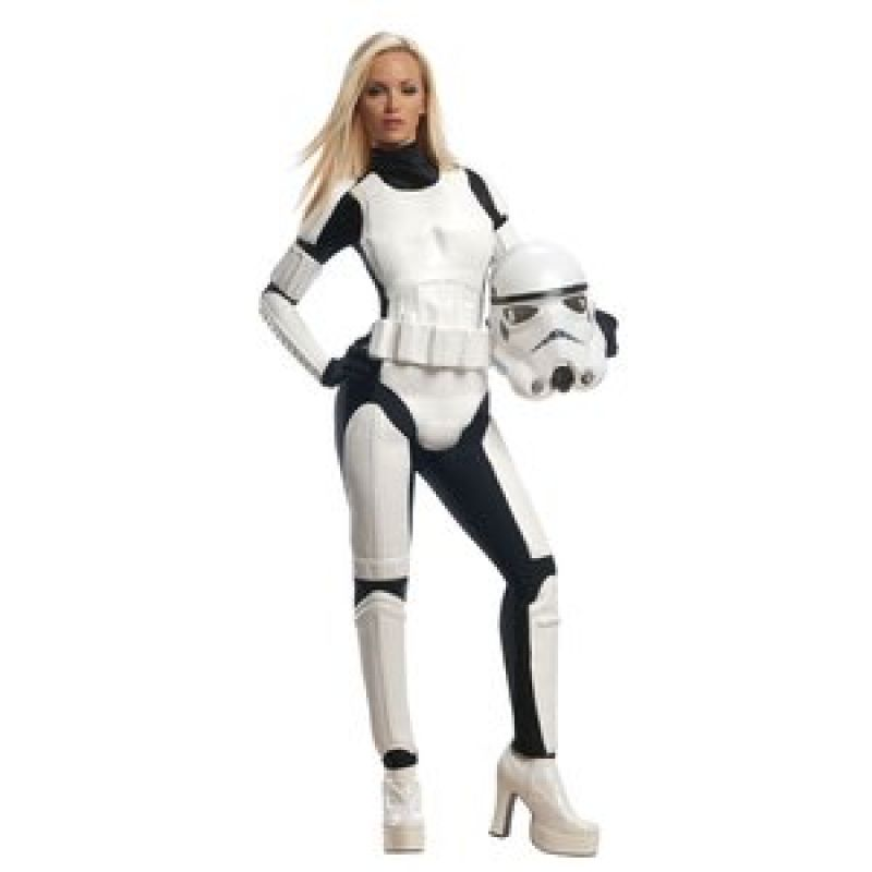 Bild på Stormtrooper maskeraddräkt - Vuxen