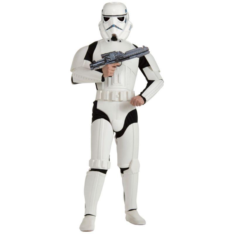 Bild på Stormtrooper Maskeraddräkt Xlarge
