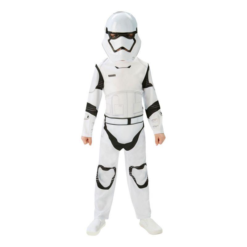 Bild på Stormtrooper TFA Barn Maskeraddräkt - Medium
