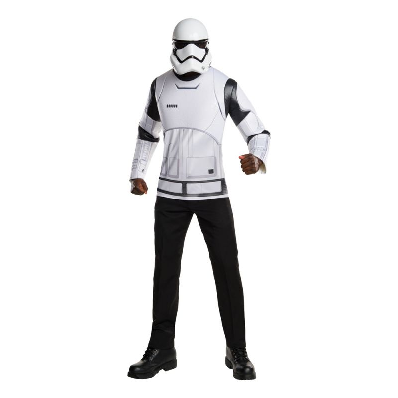 Bild på Stormtrooper TFA Tröja och Mask - Standard