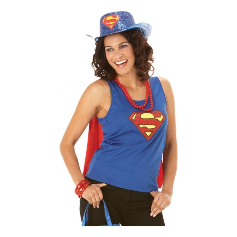 Bild på Supergirl Hatt - One size