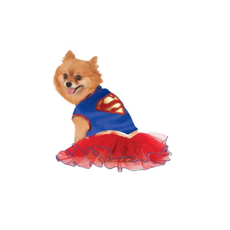 Bild på Supergirl Hunddräkt