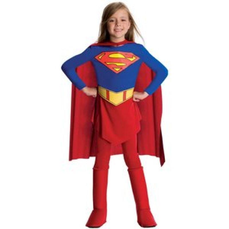 Bild på Supergirl maskeraddräkt för barn