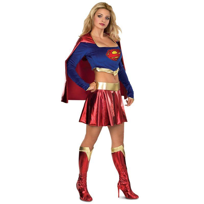 Bild på Supergirl Maskeraddräkt (X-Small)
