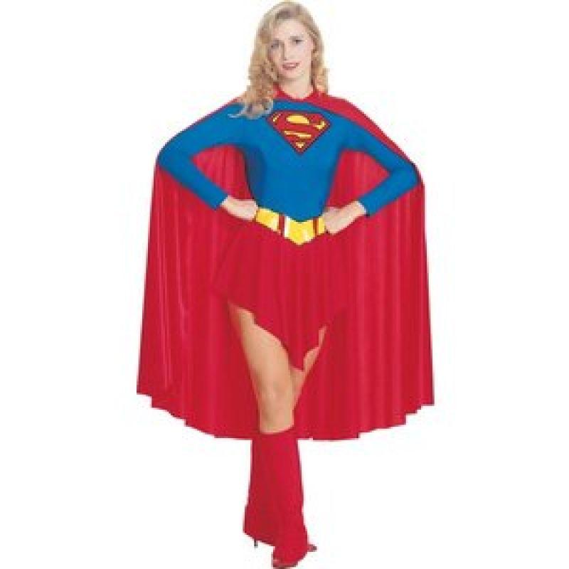 Bild på Supergirl / superwoman dräkt