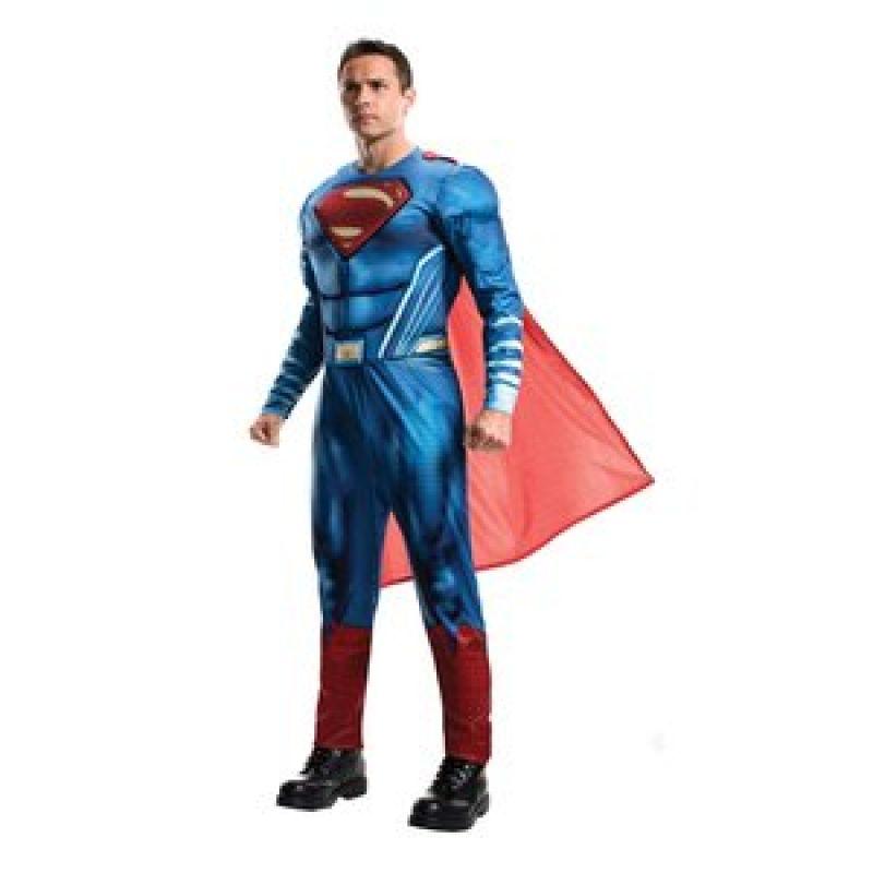 Bild på Superman maskeraddräkt - Vuxen