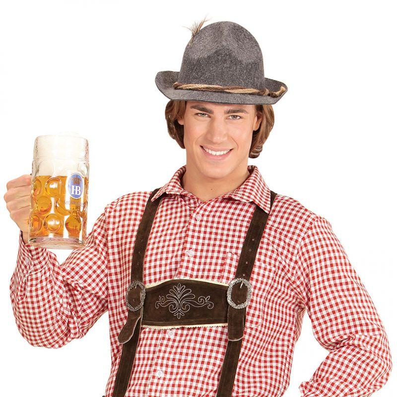 Bild på Tyrolerskjorta  herr-M