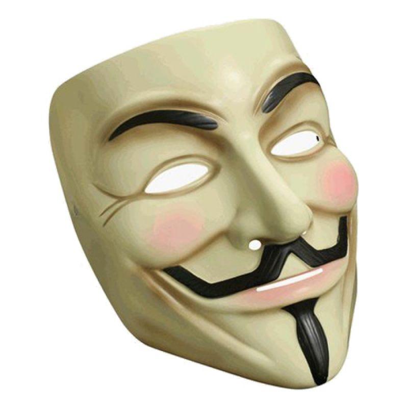 Bild på V For Vendetta Mask - One size