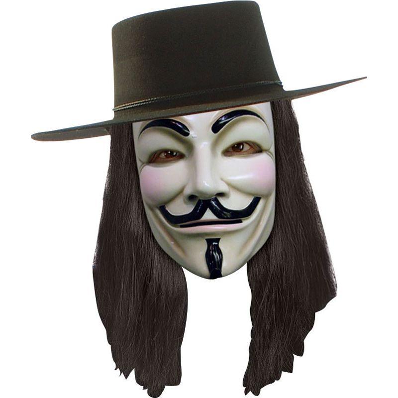 Bild på V For Vendetta Peruk