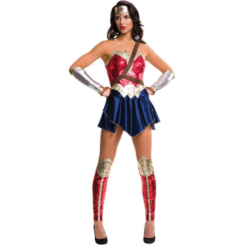 Bild på Wonder Woman Dräkt (X-Small (str. 38))