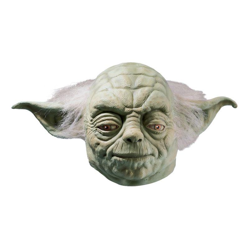 Bild på Yoda Latexmask - One size