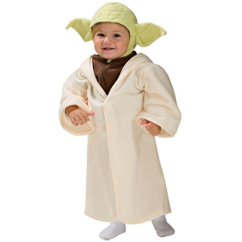Bild på Yoda Maskeraddräkt Baby