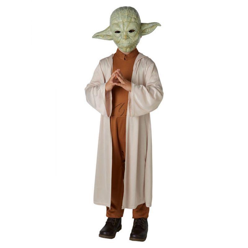 Bild på Yoda Maskeraddräkt Barn Small