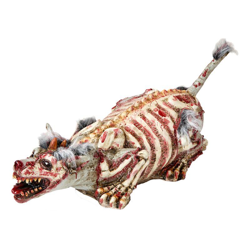 Bild på Zombiehund med Päls