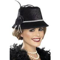 Bild på 1920-tals hatt