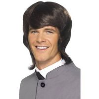 Bild på 1960-tals Mods peruk - lång
