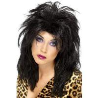 Bild på 1980-tals Popstar peruk