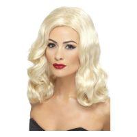 Bild på 20-tals Blond Peruk - One size