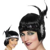 Bild på 20-tals hårband, Charleston