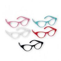 Bild på 50-tals klassiska Cat Eye glasögon - 10 st