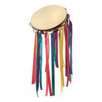 Bild på 60-tals Hippie Tamburin