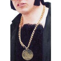 Bild på 70-tals medaljong