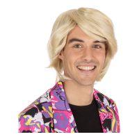 Bild på 80-tals Blond Peruk Herr - One size