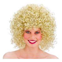 Bild på 80-tals Permanent Blond Peruk - One size