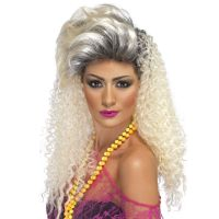 Bild på 80-tals Primadonna Blond Peruk