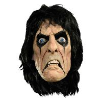 Bild på Alice Cooper Latexmask - One size