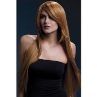 Bild på Amber peruk - kastanjebrun