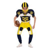 Bild på Amerikansk Fotbollskille Maskeraddräkt - Standard