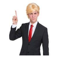 Bild på Amerikansk President Blond Peruk - One size