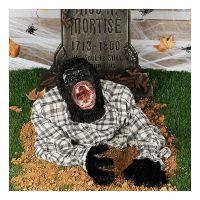 Bild på Animerad Gorilla ur Marken med Ljudeffekter Prop