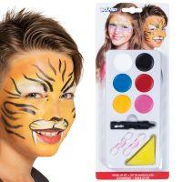 Bild på Ansiktsfärg Palett Kit