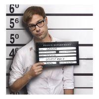 Bild på Arresterad Fotoskylt