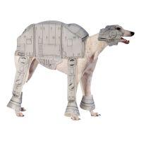 Bild på AT-AT Hund Maskeraddräkt - Small