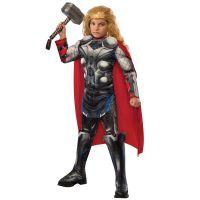 Bild på Avengers Thor Dräkt Barn Deluxe (Small)