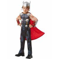 Bild på Avengers Thor Dräkt med Hjälm Barn (Small (3-4 år))
