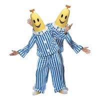 Bild på Bananer i Pyjamas Maskeraddräkt - One size