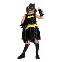 Bild på Batgirl Barn Maskeraddräkt - Small
